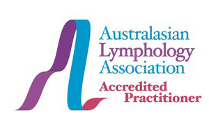 Australian Lymphology Association - Accredited Practitioner Logo