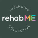 rehabME Intensive Collective logo dark